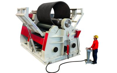 Akyapak AHS 4-Roll Plate bending machines