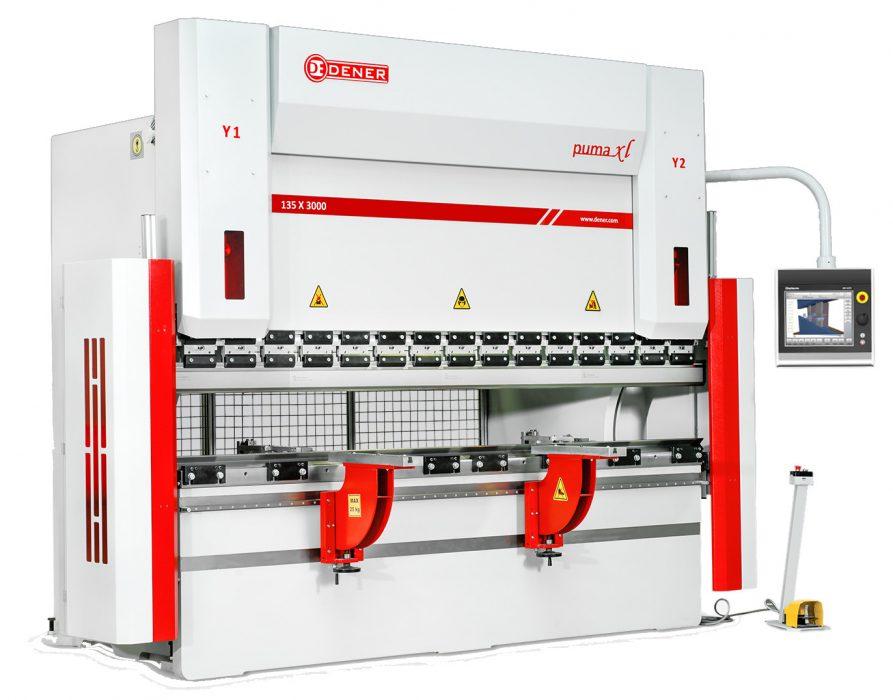 DENER PUMA XL CNC élhajlító