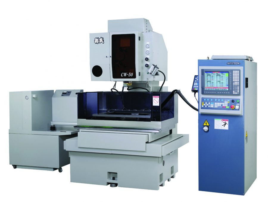 Aristech wire cut EDM machines