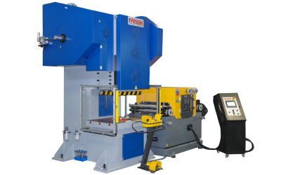 Mechanic and hydraulic decoilers