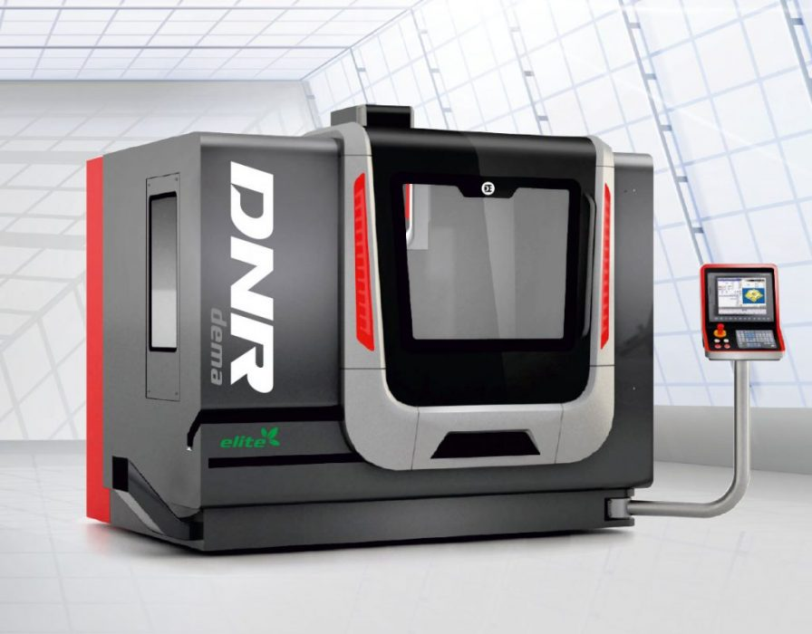 DNR 3 axis CNC machining center