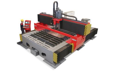 Akyapak APD Heavy-Duty Plate Drilling Machines