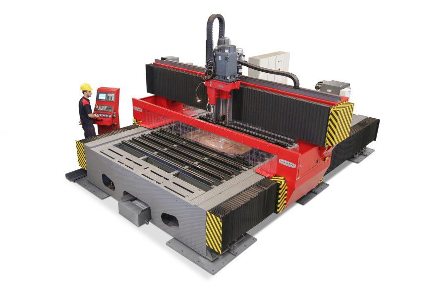 Akyapak APD Heavy-Duty Plate Drilling Machines