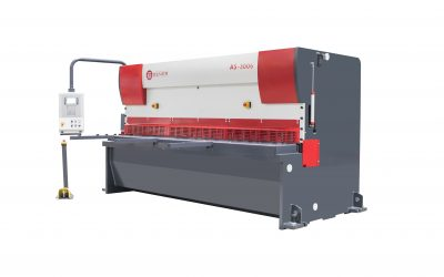 Dener CNC Guillotine Shearing Machine