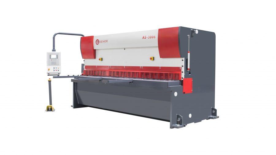 Dener CNC Guillotine Shearing Machine