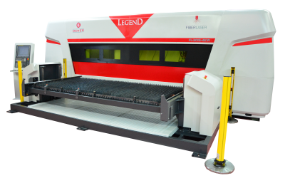 Dener Fiber Laser Cutting Machines