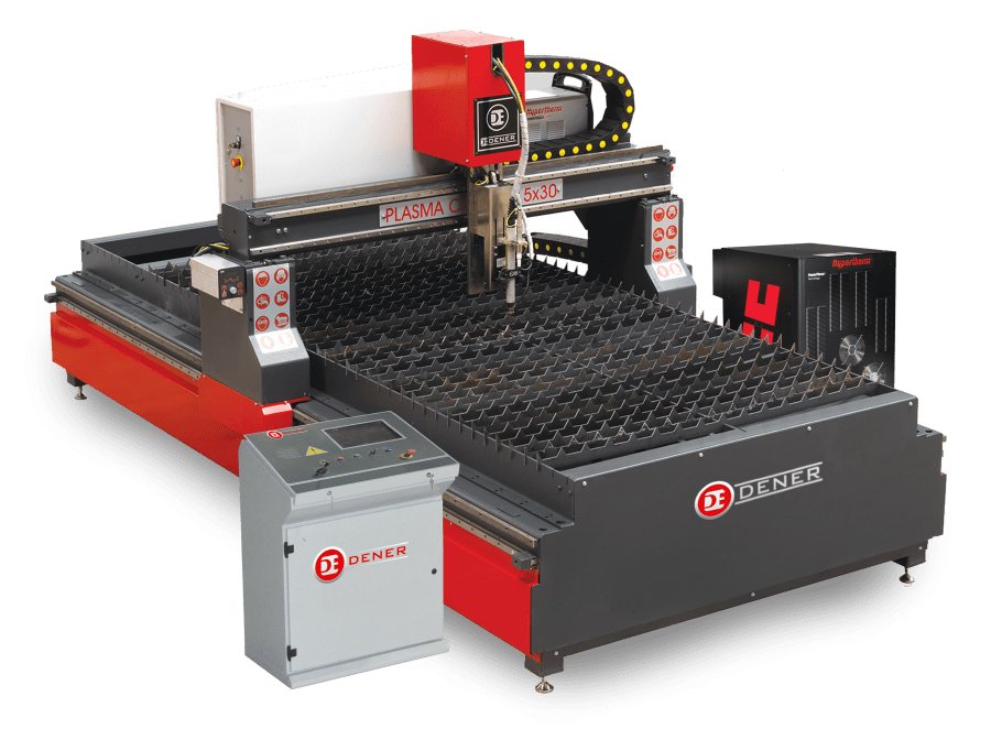 Dener Plasma Cutting Machine